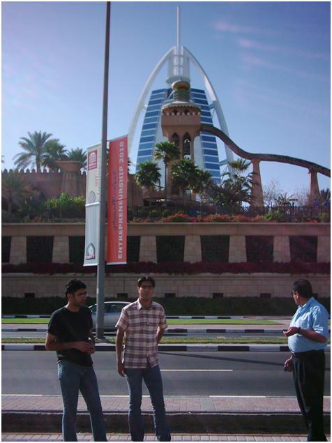 اولین و تنها سفر به دبی